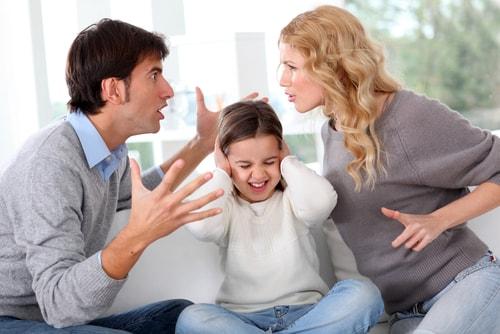 vechtscheiding kinderen